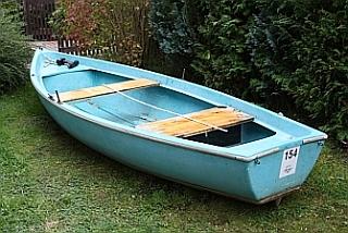 Super GFK Boot Restauration – aus Alt wird Neu DQ85