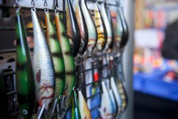 Messe Hohe Jagd und Fischerei 2011 im Messezentrum Salzburg. Fot
