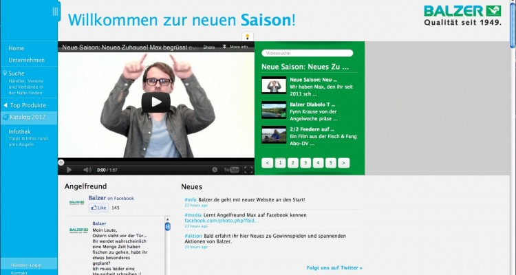 Screen shot_Balzer-Page