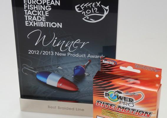 EFTTEX award beste geflochtene Schnur