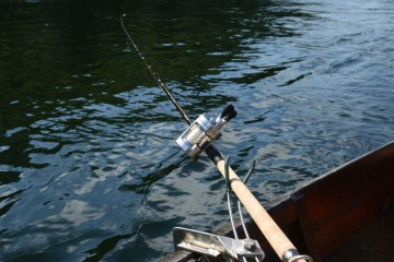 Testing a new Edge Salmon rod_Low