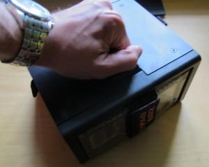Die Flypadbox hat Potential für 1.200 Fliegen.
