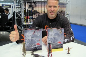 Mads Grosell celebrate double victory at Efttex in Vienna with the 3D Crayfish web