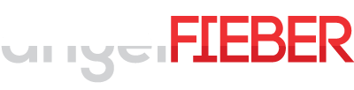 Angelfieber – Angelmagazin logo
