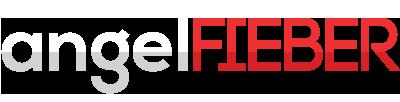 Angelfieber – Angelmagazin logo