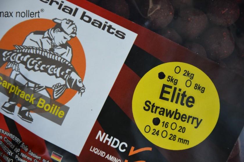 IB Elite Strawberry … Frucht trifft Fisch – geniale Kombi im Frühjahr!
