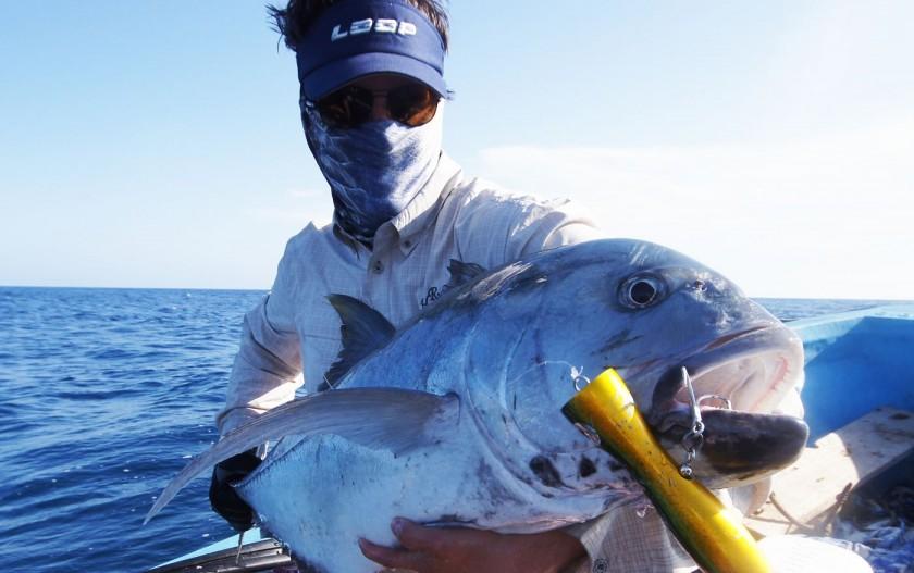 Je härter ein Fisch erkämpft desto größer die Freude!