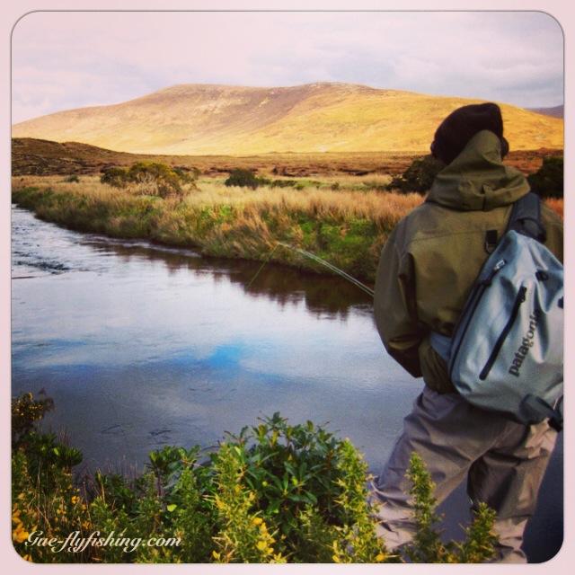 Der Owenduff lockt mit absolut natürlichem Flusslauf in wunderbarer Natur.
