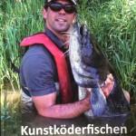 """""""Kunstköderfischen auf Waller"""" von Mario Lange."""