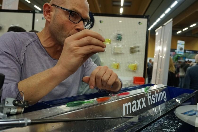 Maxx - Zander Snacks präsentiert von Thomas.