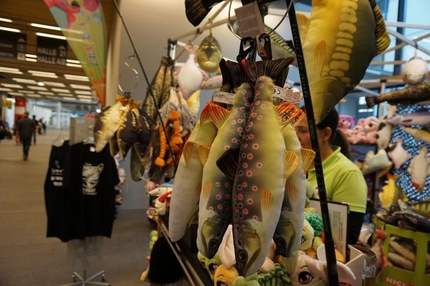 Plüschfische von Forelle bis Wels